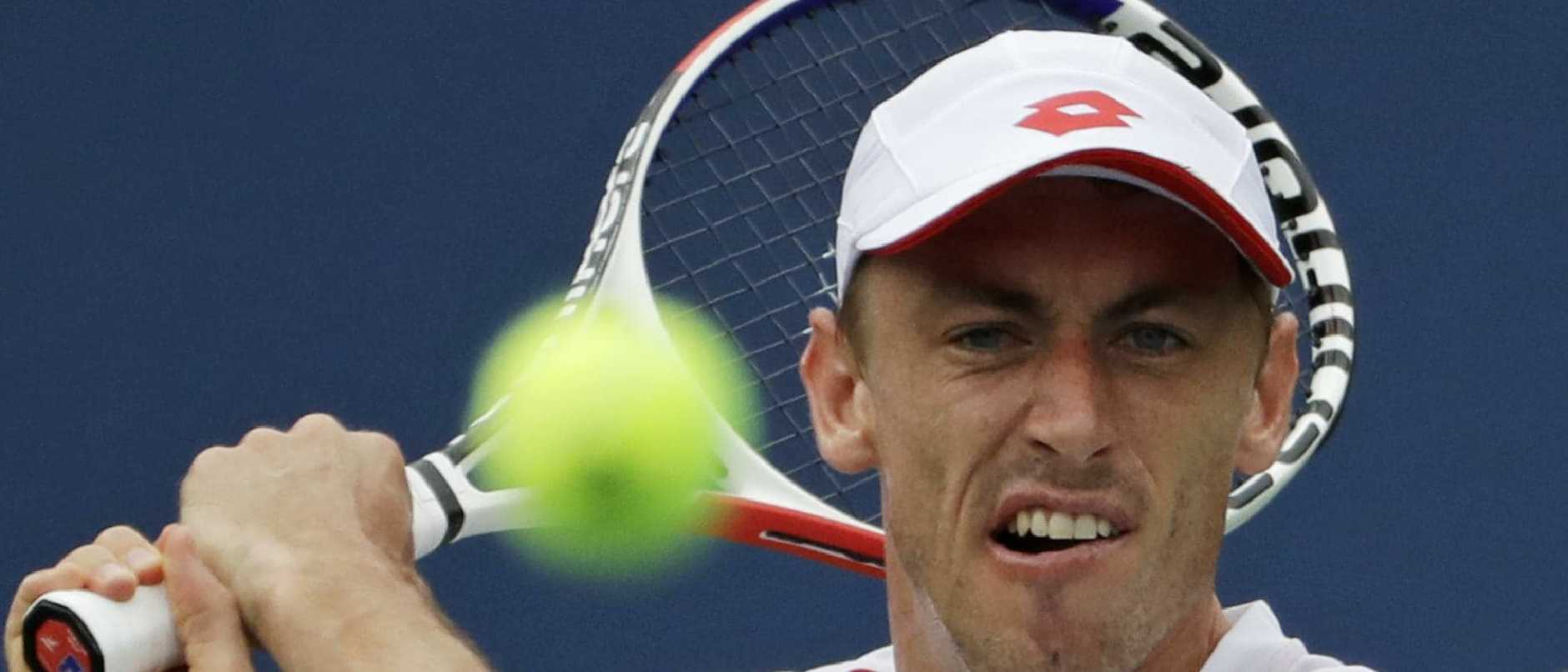 John Millman gave Australia the early advantage.