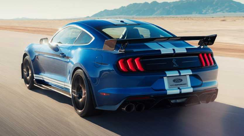 2019 Ford Mustang Shelby GT500.