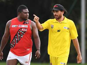 Cyril factor lifts Tiwi Bombers