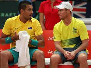 Kyrgios: 'You should be ashamed'
