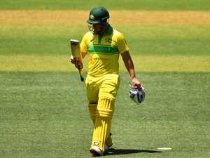 Finch winds back clock in search for form
