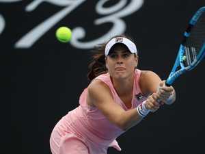 Gold Coast tennis sensation storms into Aus Open third round