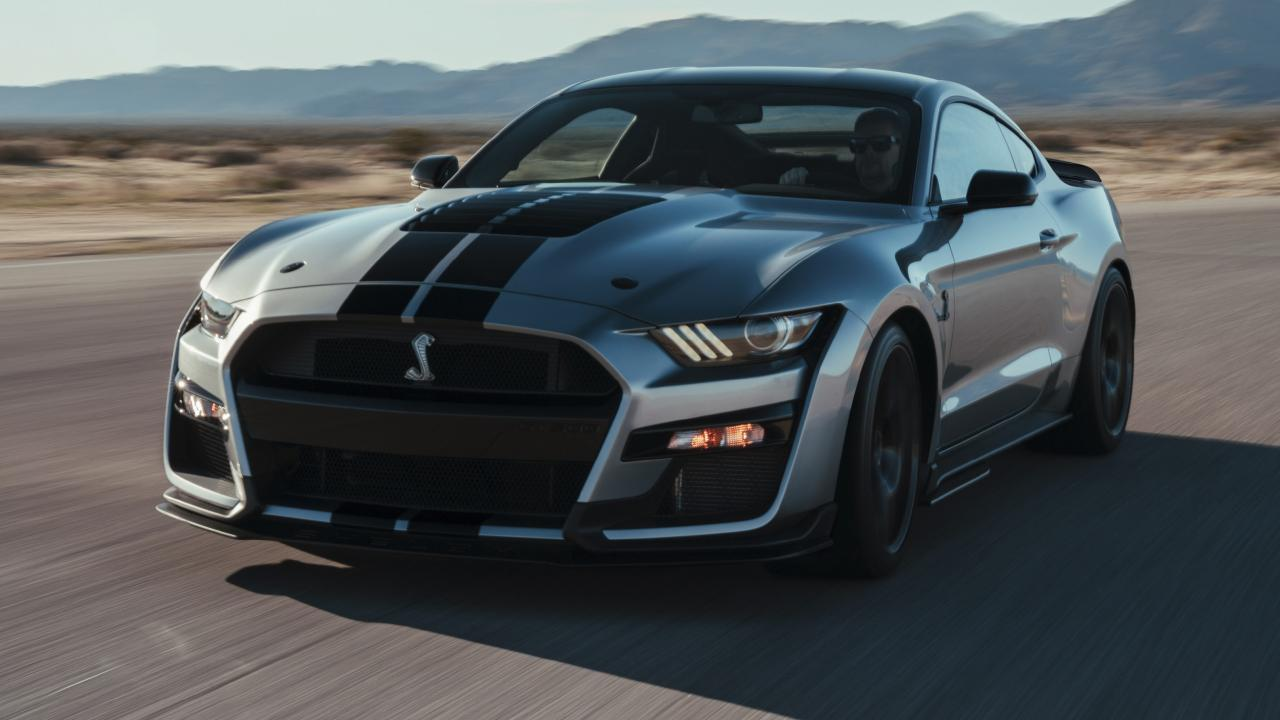 2019 Ford Mustang Shelby GT500 is the brand's most powerful version yet.