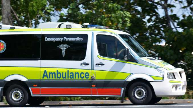 Two injured in rollover on Bruce Hwy