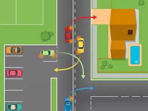 Can you solve this confusing road rules puzzle?