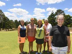 Gympie Ladies Golf - Maureen Carroll, Stella Macklin
