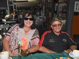 Wendy Blom and Jim Walsh