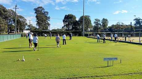CROQUET: Beginners welcome, come along to Iluka Croquet Club on Sunday, February 10 from 9am.