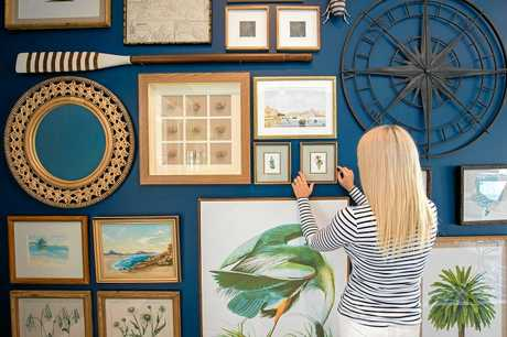 Danni Morrison takes readers step-by-step through the renovation of the rumpus room inside her home.