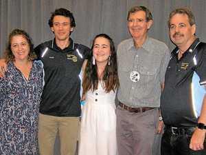 Rotary program lands Baylee an overseas voyage