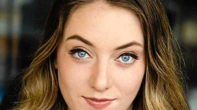 THE FACE OF SUCCESS: Rebecca Rolle joins a stellar cast for  Sweet Charity  at Brisbane Powerhouse.