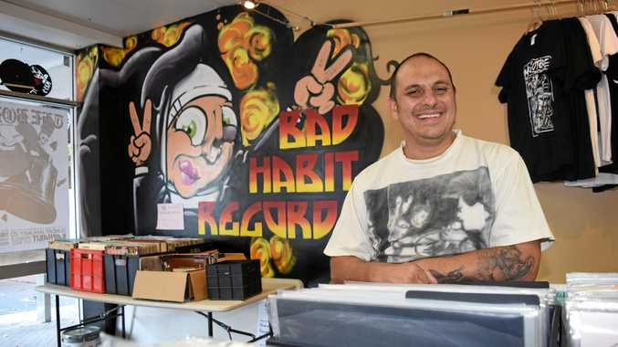 Much-loved Ipswich mall store going out with a bang