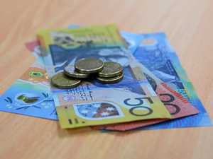 Pensioner thief had $1500 cash in bag