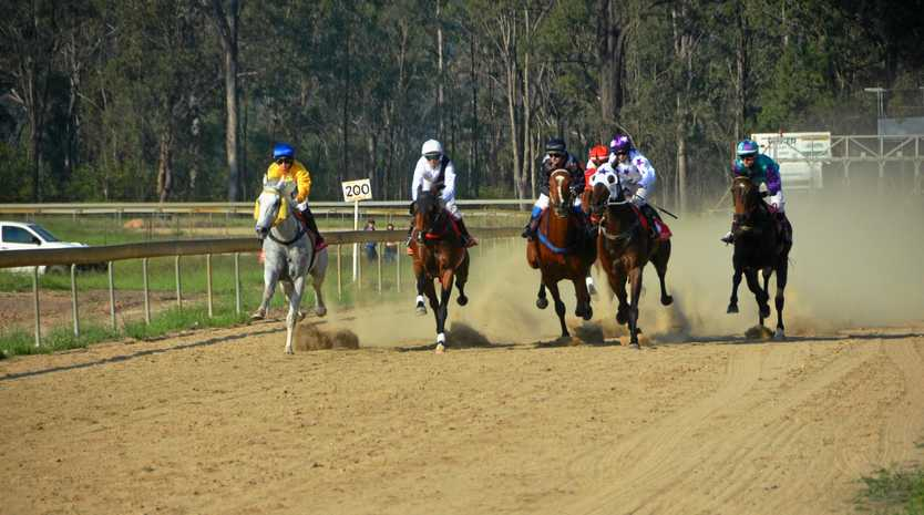 RACING: Wondai is ready to race in January for the first time in more than 20 years.
