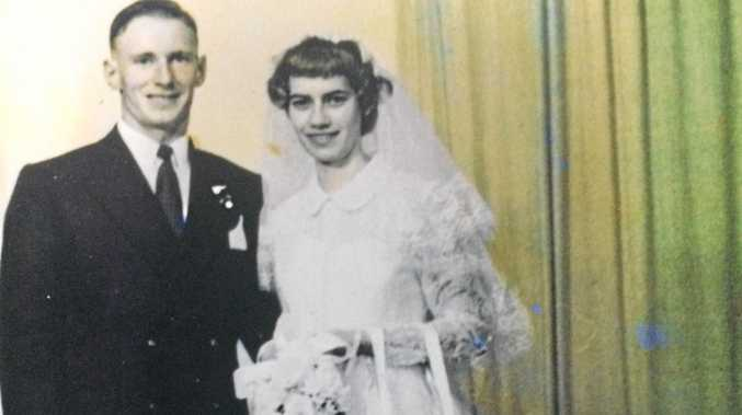 CHERISHED MEMORIES: Today marks the diamond wedding anniversary of Anthony and Cleone Stanton.