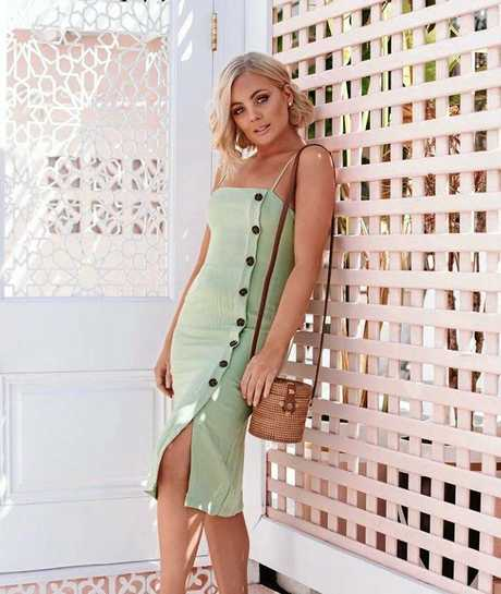 Brooke Styles has modelled with several big brands including Colette by Colette Hayman.