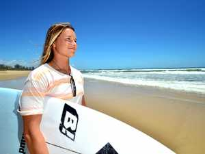 Keely's comeback complete after 'freak' surfing injury