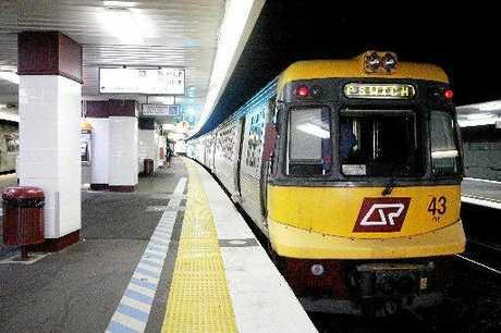 Queensland Rail.
