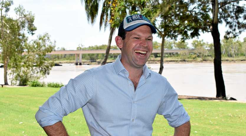 STILL FIGHTING: Minister for Resources Senator Matt Canavan was pleased to see Adani overcome their latest environmentalist legal challenge.