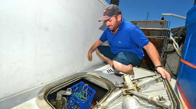 Skipper's worst nightmare turns to relief as deckhand found