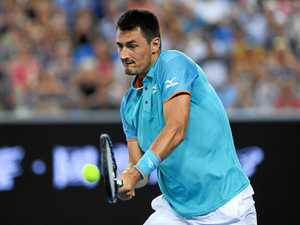 BEHIND THE SPORT DESK: Defusing the Tomic bomb