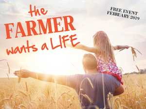 "Being a farmer is all about balance. Join us for this complimentary event ""The Farmer Wants a Life"" and let us help you find your balance."
