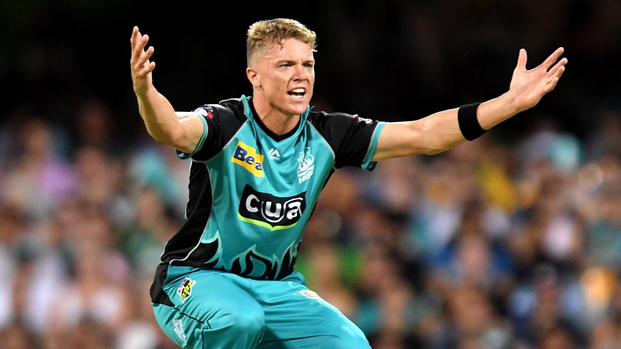 Jack Prestwidge is ready to step it up for the Heat. Picture: Getty Images