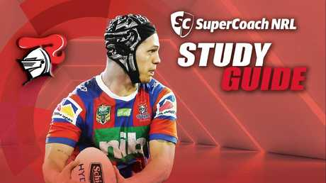 SuperCoach study guide: Newcastle Knights