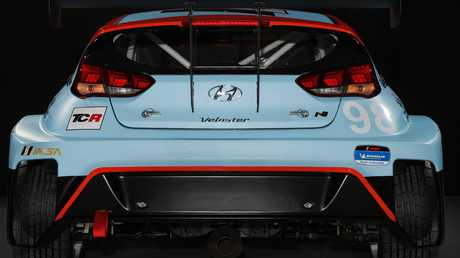 Hyundai Veloster N racer expands the brand's growing stable of performance cars.