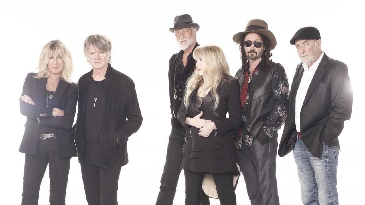 The new-look Fleetwood Mac.