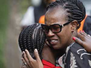Australian reported dead in Kenya attack