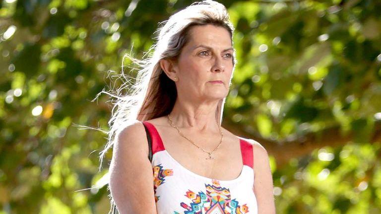 Sharon Tomlinson. Picture: AAP/Steve Pohlner