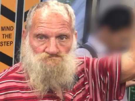 John Fardon. Picture: 9 News Queensland