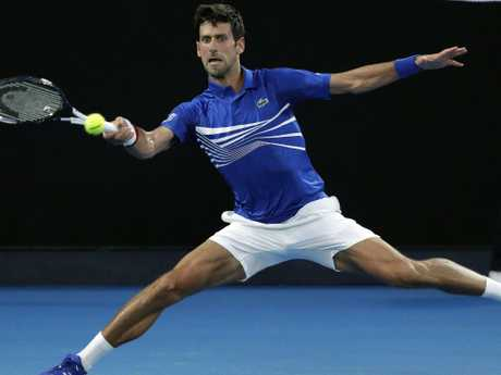 Novak Djokovic has led the charge for change. Picture: AP