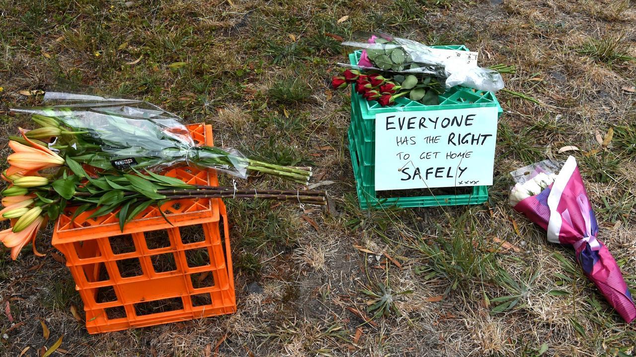 The murder has rocked the Bundoora community. Picture: Nicole Garmston