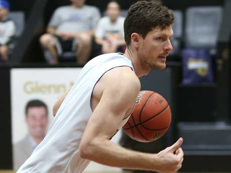 Cam Gliddon has the backing of his coach Andrej Lemanis to show improvement against the Snakes this weekend.