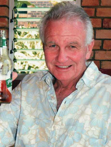 John Macnamara died while paddleboarding at Greenmount Beach.