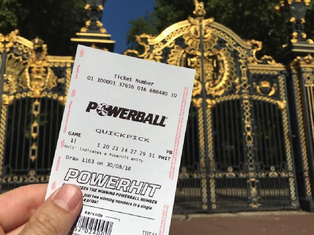 The Powerball jackpot will be $100 million on Thursday