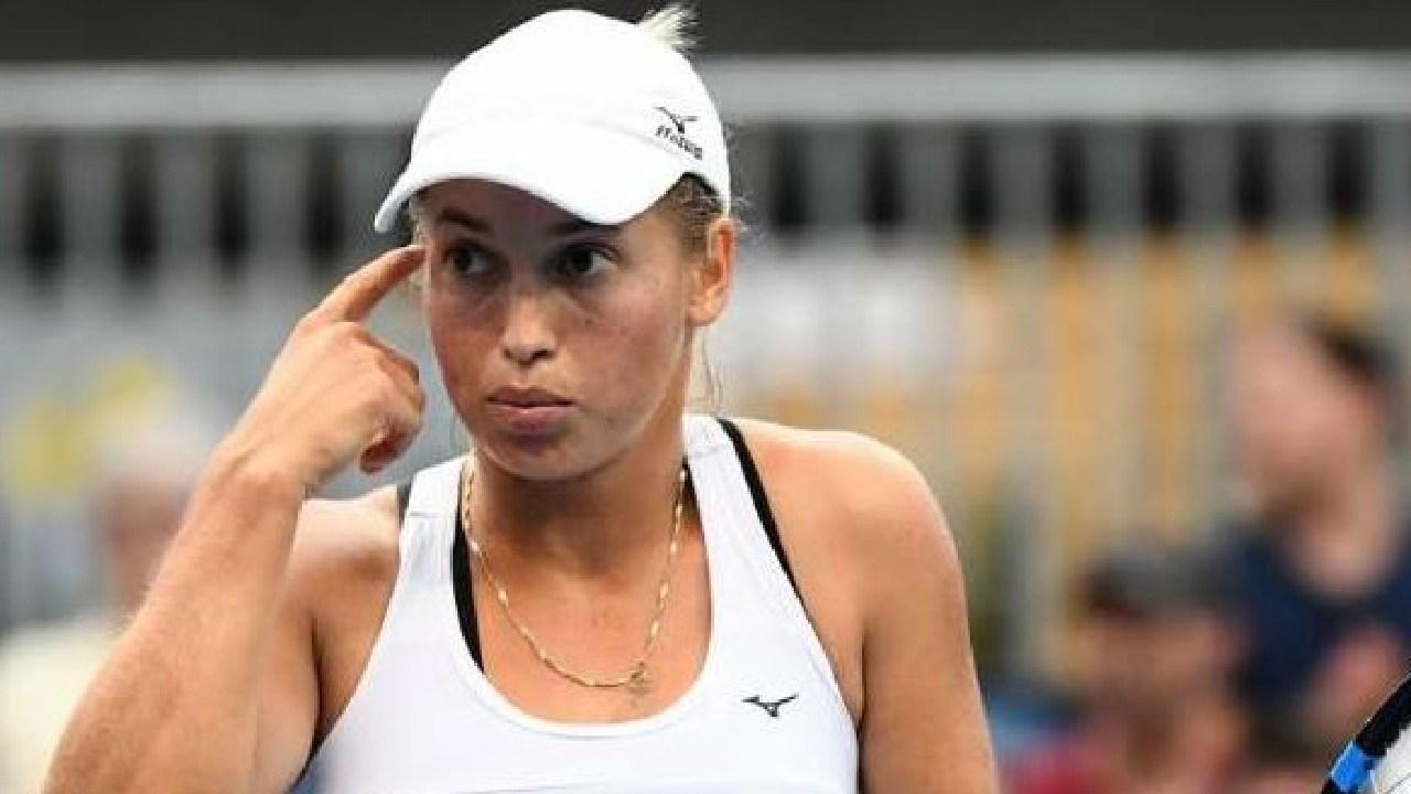 Sore loser Yulia Putintseva is no stranger to controversy.