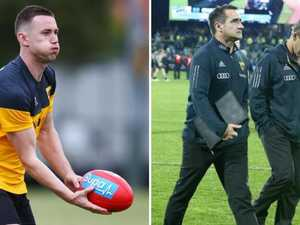 Scully running, but Hawthorn loses senior figure