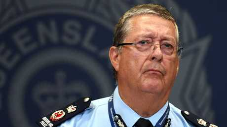Queensland Police Commissioner Ian Stewart said Fardon's release was an example that Queensland's rehabilitative system was working. Picture: AAP Image/Dan Peled