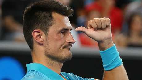 What now for Bernard Tomic? (Michael Klein)