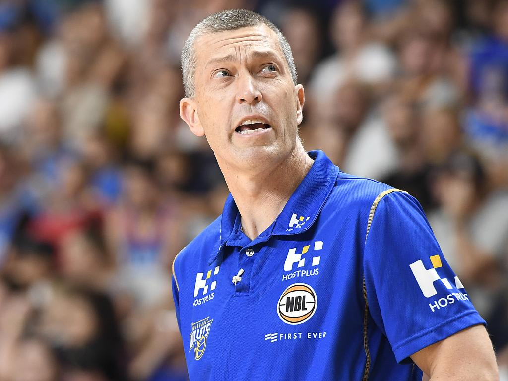 Bullets coach Andrej Lemanis will be keeping a close eye on the results this weekend. Picture: Getty Images