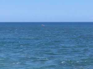 Boat capsizes at Ballina