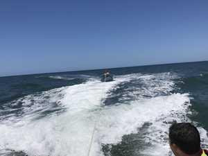 Boat capsize Ballina