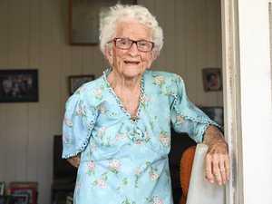 """Ipswich's Elizabeth """"Liz"""" Jordan turns 107."""