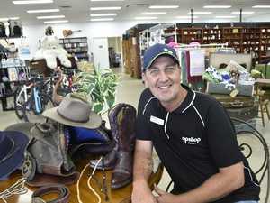 RSPCA prepares to open new op shop in Toowoomba