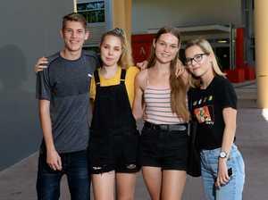 Adam Lagas, Olivia Heath, Shae Battese and Sophie