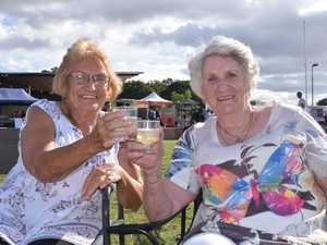 BUBBLES AND BLISS: Hervey Bay locals Pauline Derich