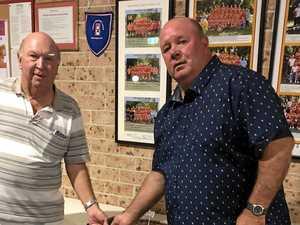 League fans flock to celebrate club's milestone